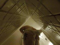 Hidden Camera in Roommate's Shower