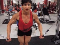 Muscle babe training