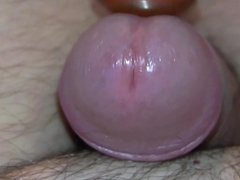 close up cumming