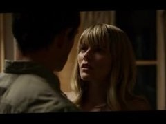 Emma Greenwell and Michelle Monaghan in sex scenes