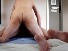 Getting My Ass Pounded by a Friend