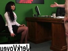 Lady Voyeurs - POV Handjob Videos