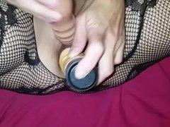 Anal & Pussy Masturbation