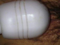 my wife massage orgasm