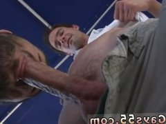 Sexy football players gay porn movies first time Real super-steamy gay