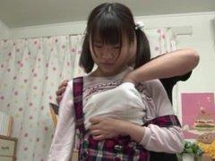 Kagami Shuna Shaved Teen With Tiny Tits. Kagami Shuna