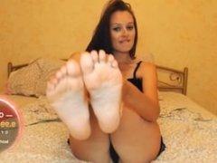 LiveJasmin feet #15 - alfrea21