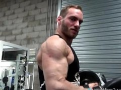 Pumping up at the Gym