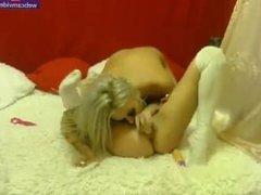 Russian lesbians Nastysha 7