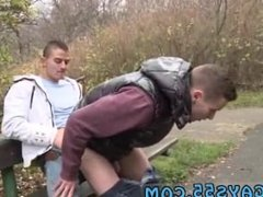 Worlds greatest gay porno ever Two Sexy Amateur Studs Fucking In Public!