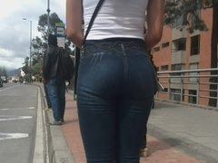 sabrosita on the street perfect buttocks