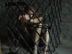 Cuffed and Caged