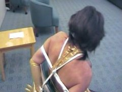 chair tied streetwalker