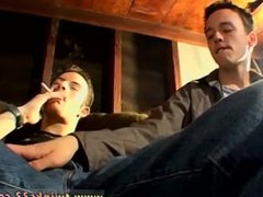 Donkey with old men gay sex video Four boys, four packs of smokes, four