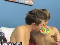 Teen porn actors gay Nathan Stratus ordered a big package and it