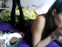 www.find6.xyz slut misshowl flashing ass on live webcam