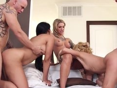 Sex addicts orgy 1