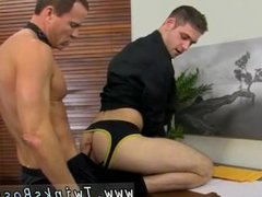 Breast touching gay porn movies Jason's hard schlong and waving pouch are