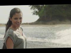 Adriana Ugarte desnuda y follando en Palmeras En La Nieve