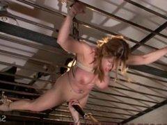 Big Tits In Tight Bondage