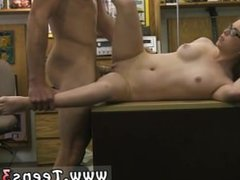 Amateur cuckold facial Bringing out the enormous guns!