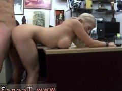 Jolie blonde anal first time Stripper wants an upgrade!