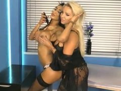 Dannii and Olivia Babestation 2-4-1