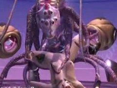 3D Porn Animation Monsters Fuck www.Porno3dtube.com