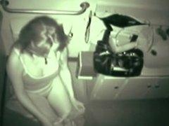 Teen seducing n masturbating in hidden toilet- More videos on xboomboom.com