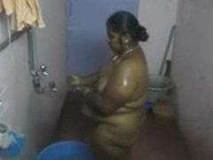indian chubby mature from BBWCurvy .com