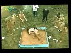 Brazil TV sexy catfight