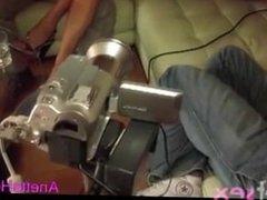 Couple libertin amateur francais en webcam chez eux 24h