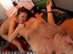 Japanese pov blowjob Anna has a cleaning job at a local company and she