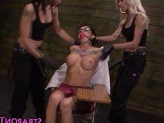 Mistress hate fucks slave