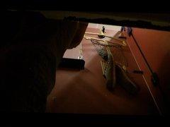 Hidden locker room girl 64