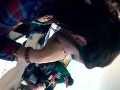 Classroom Downblouse 2