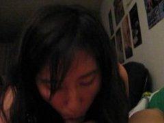 Japanese American college teen 1