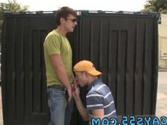 Hot gay sex mobile video and movies first time Busted in the Bathroom