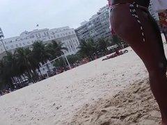 beach and ass