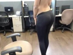 Big titted Indian solo