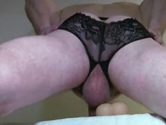 Fake pussy pounding. Part 2