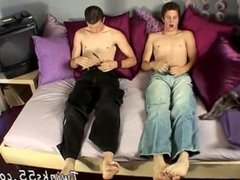 Gay hunks in hot jeans by sex movietures Brothers Jacking And Shooting