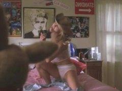 Britney Spears in white Socks