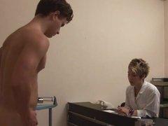 Army medical examination inspection