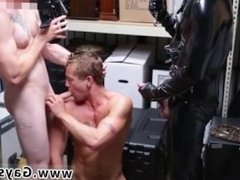 Free ebony gay blowjob movies Dungeon sir with a gimp