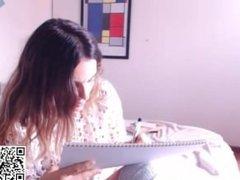 Hot kendalltyler masturbating on live webcam - find6.xyz