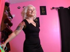 Miss Quin POV Chastity Torment FEMALE DOMINATION