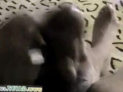 Young african gay men big dicks mobile Davonte Likes To Show Off