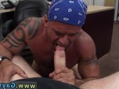 Very old naked gay man Snitches get Anal Banged!