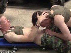 Young man masturbating and watching gay porn Check out the phat jism load